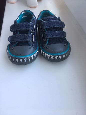 George акула кеды ,обувь 14 см 22р.