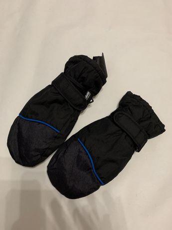 Перчатки лыжные на мальчика