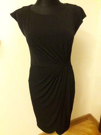Czarna elegancka sukienka Marks&Spencer Woman 38