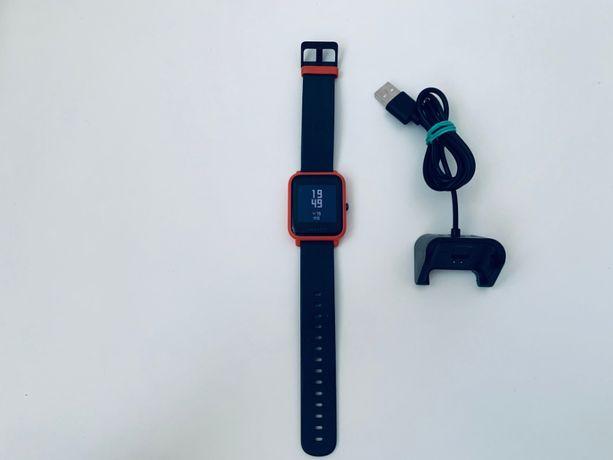 Смарт-часы Amazfit Bip Cinnabar Red А1608