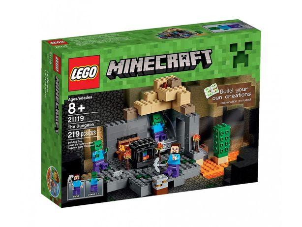 LEGO 21119 Minecraft - Loch Nowy