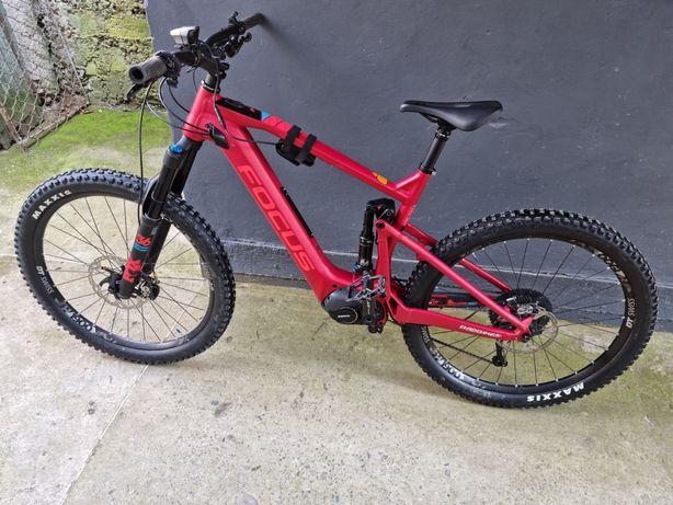 Велосипед электрический focus sam 2 идеал