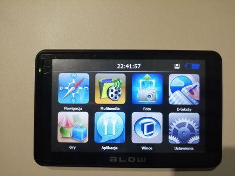 Nawigacja GPS z firmy BLOW