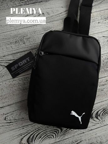 Сумка Puma / Сумка Nike / Сумка пума / сумка слинг  кобура Cross Body