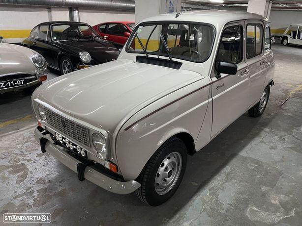 Renault 4 1.0 TL Savanne
