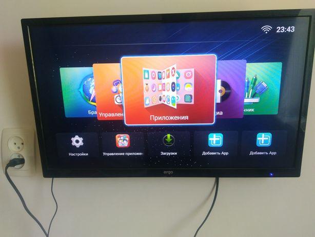Продам Smart TV ergo 24 дюйма