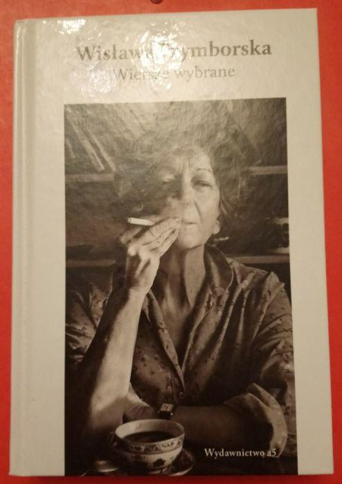 Wisława Szymborska, Wiersze wybrane [Biblioteka Poetycka] (wyd. nowe) Kraków - image 1