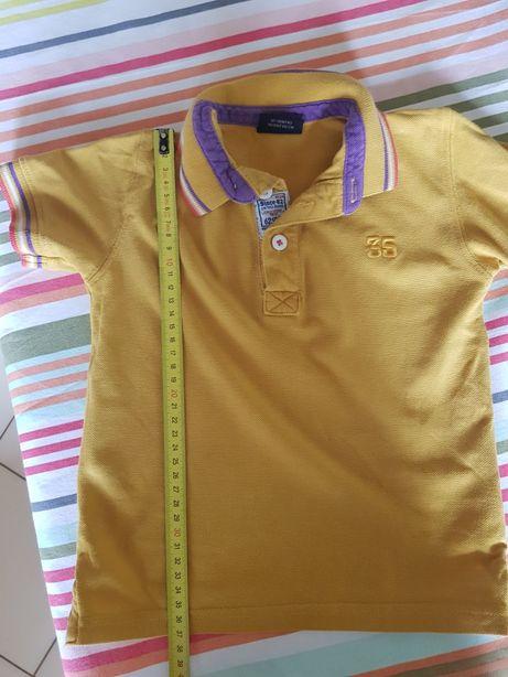 Next polo r.86 bluzka t-shirt
