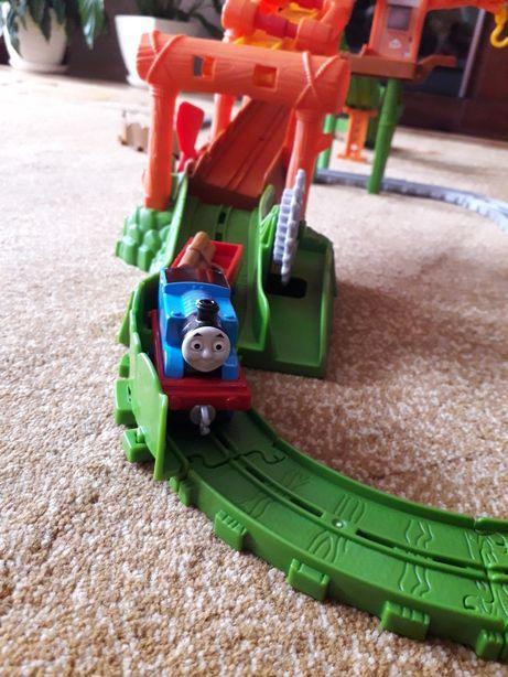 Tomek i przyjaciele zestaw lokomotywa i wagonik
