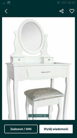 Toaletka , kosmetyczka z lustrem