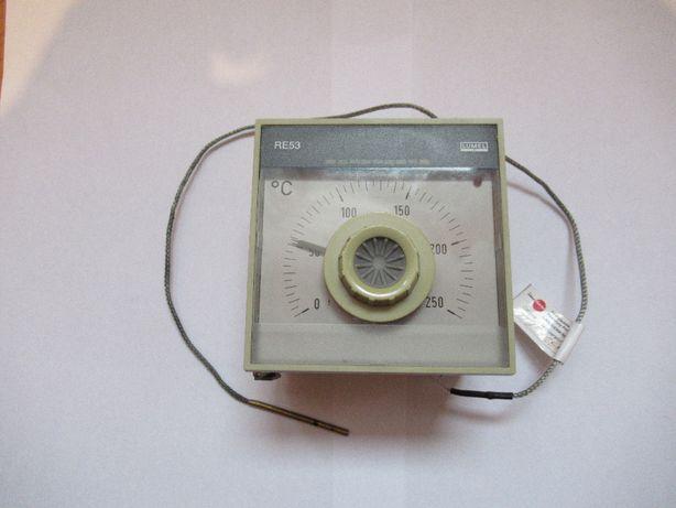Regulator temperatury RE53 + czujnik