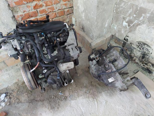 Двигун 1.9 Zafira Astra  Акпп автомат аф 40 Af 40 Z19dth Зафира Астра