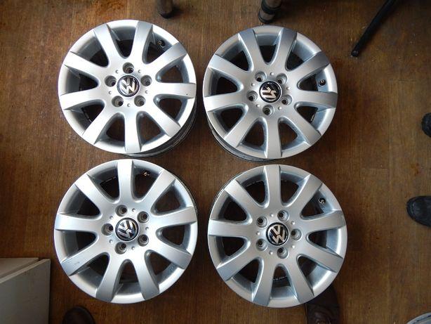 Диски 5 112 R15 Volkswagen Golf, Caddy, Touran, Vento Оригінал ET 50