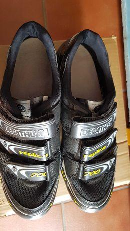 Sapatos ciclismo/btt