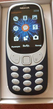 Нокия 3310 , две сим карты .nokia
