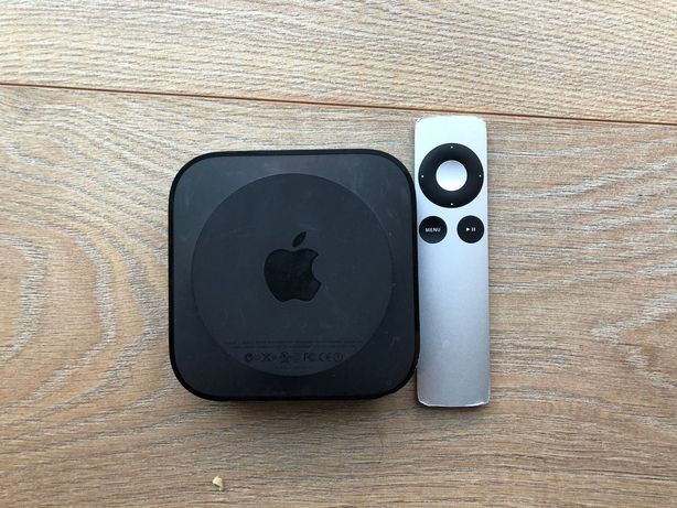 Apple TV (3rd Gen, A1469) / Preto