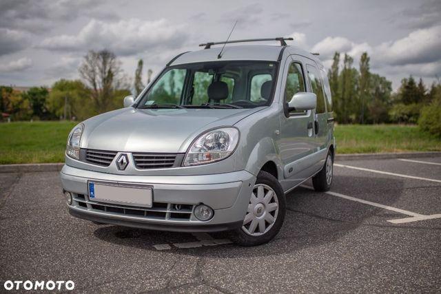 Renault Kangoo Renault Kangoo 1.6 16v 95KM krajowy BARDZO MAŁY PRZEBIEG