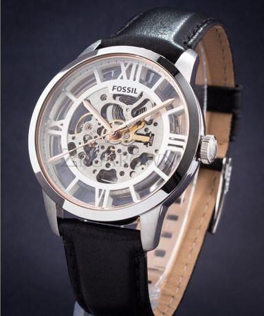 Piękny Zegarek FossilMen AUTOMATIC SKELETON ME3041