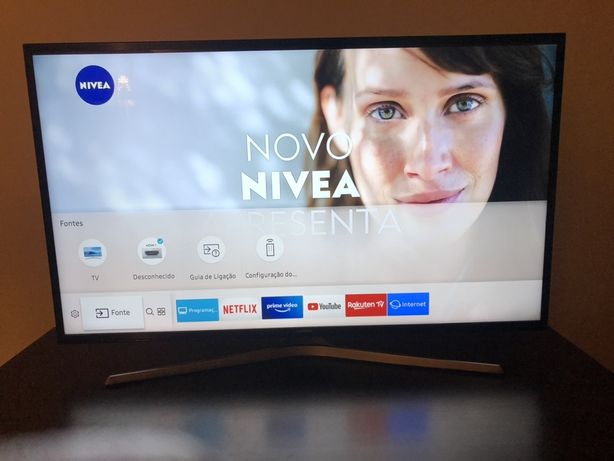 SmartTV 4K UHD 43'' MU6105