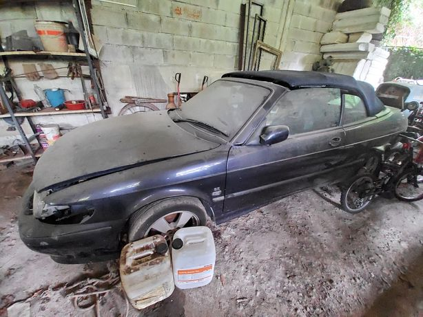 Peças Saab 93 2.0 turbo cabrio 2002
