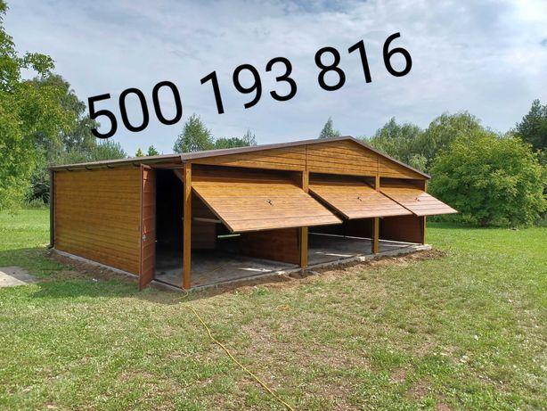 Garaże Producent Profil zamknięty  5x6