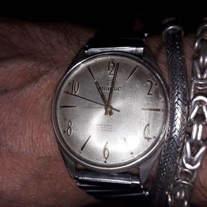 Stary zegarek Atlantic Świdnica - image 1