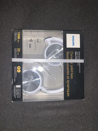 Philips solid bass słuchawki