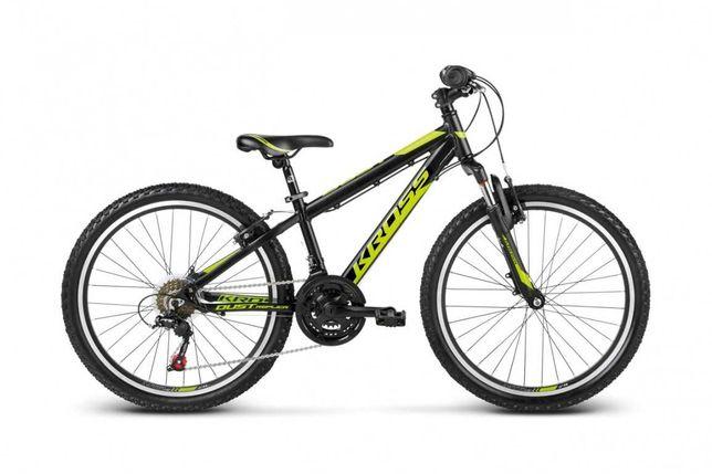 Rower KROSS Dust Replica koło 24 stan idealny , rower jak nowy