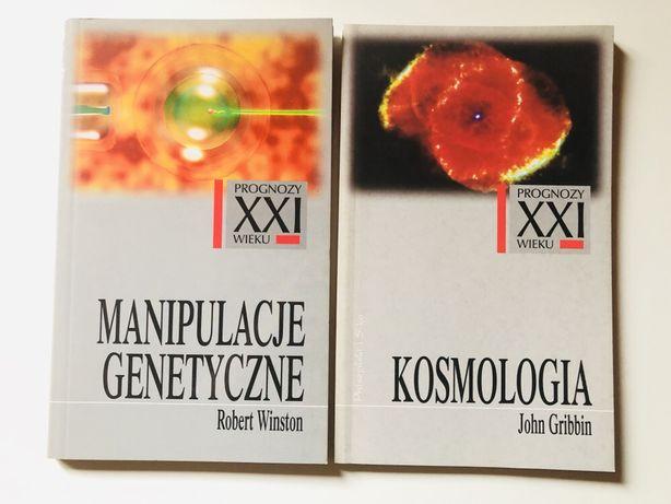 Manipulacje genetyczne - Winston, Kosmologia - Grobbin