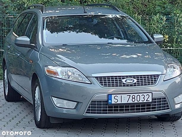 Ford Mondeo Przebieg Udokumentowany Gwarancja Przebiegu Convers