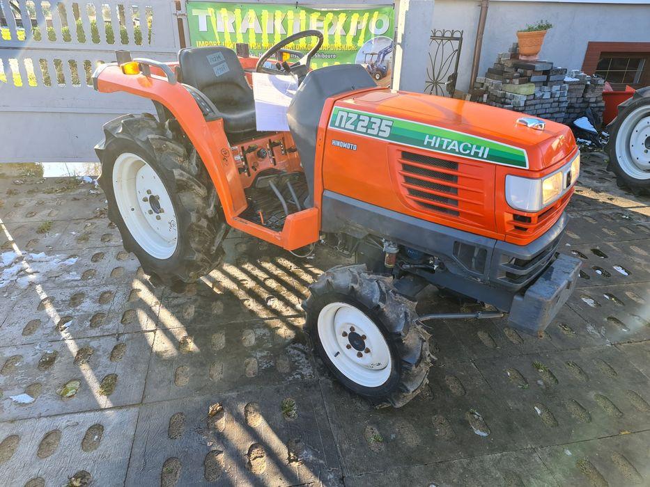 Mini traktor,ciagnik,ogrodniczy,Hitachi,jak nowy ! Kiełpino - image 1