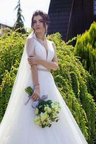 Весільна сукня з весільного салону Corset ( свадебное платье)