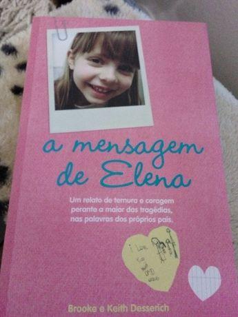A mensagem de Elena