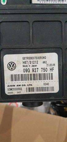 Блок автоматической коробки передач VOLKSWAGEN AISIN 09G927750HF