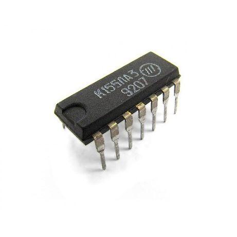 Микросхема к155 ла3