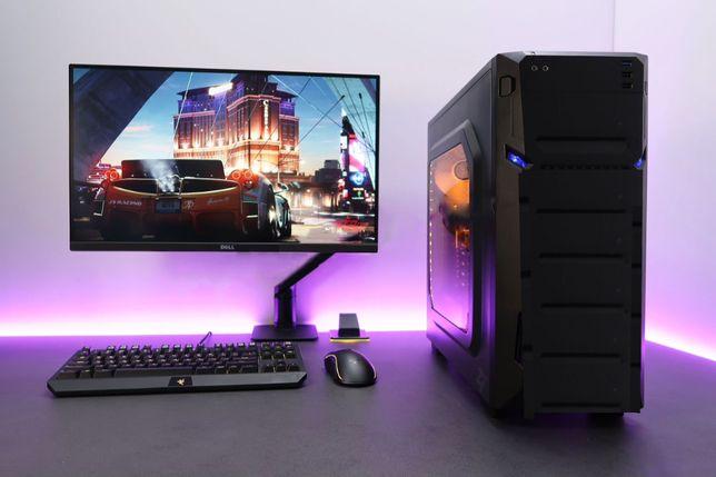 """Игровой ПК """"Lux"""" RTX 3060 12GB i7-7700 SSD 256 Системный Блок Комп"""