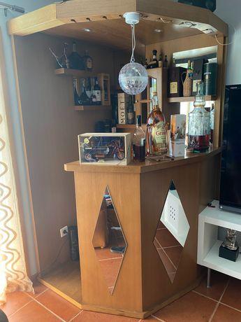 Bar e garrafeiras