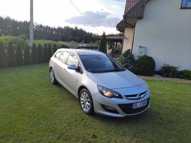 Opel Astra J Sports Tourer Active Lift Navi Klima Tempomat