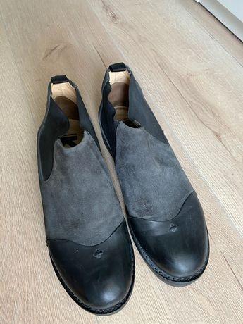 Ботинки туфли Braska