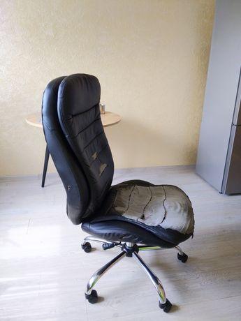 Кресло офисное б/у, самовывоз