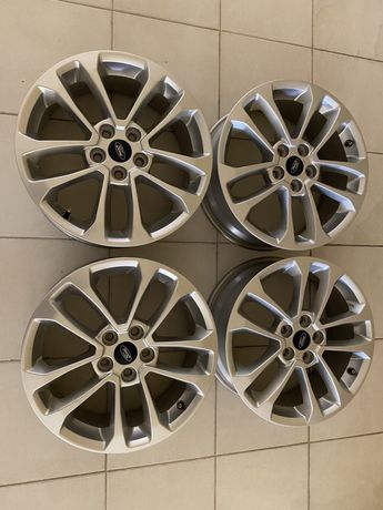 "Jantes 17"" 5x108 ford focus transit connect mondeo volvo c30 v40 v50"