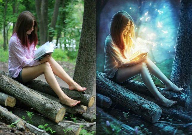 Фотошоп Photoshop услуги качественно и быстро. Обработка фото
