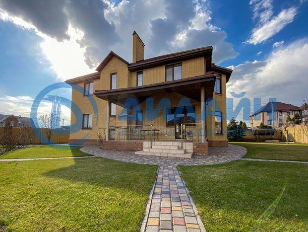 Новый особняк ВИП уровня на Бородинском с 4 спальнями
