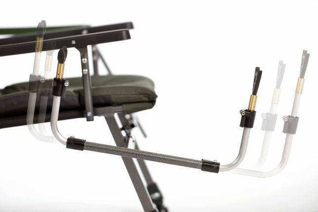 Держатель+Стол обвес кресло Elektrostatyk F5r STP FK5карповый комплект