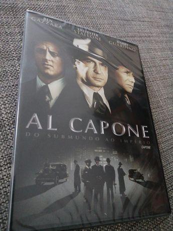 DVD original novo ainda embalado AL CAPONE