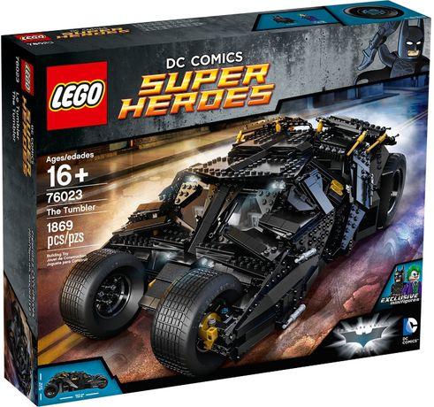 LEGO 76023 Super Heroes - Бэтмобиль Тумблер