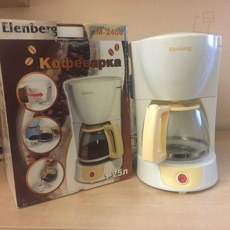 кофеварка elenberg KM-2400