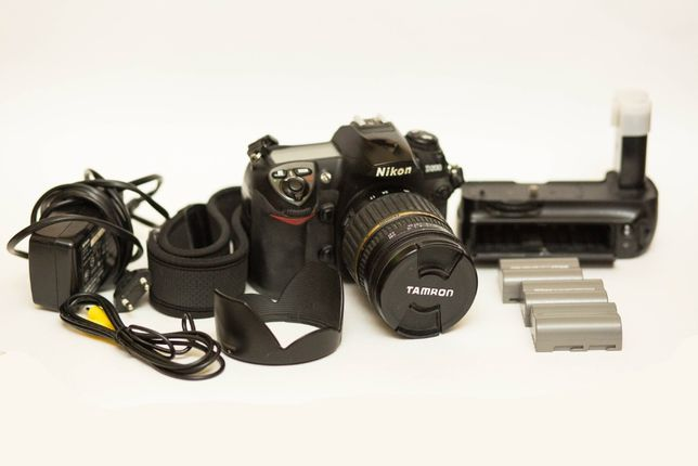 Фотоаппарат Nikon D200 + Tamron AF 17-50 2.8 БУСТЕР В ПОДАРОК