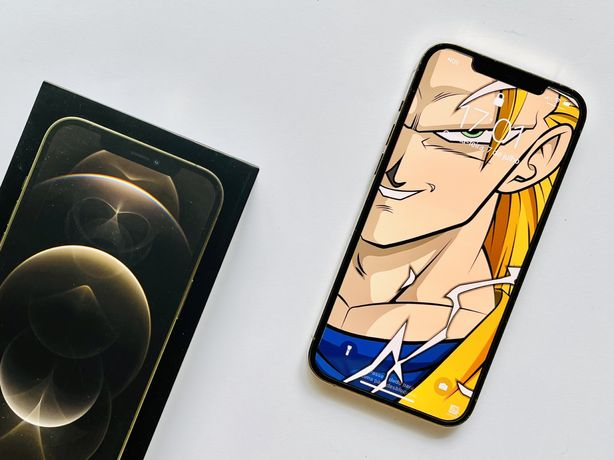 iPhone 12 Pro Max - 256Gb - Gold