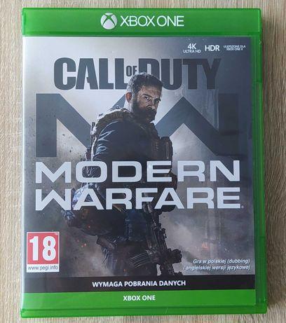 Call of Duty Modern Warfare XBOX ONE Polskie Wydanie 2019